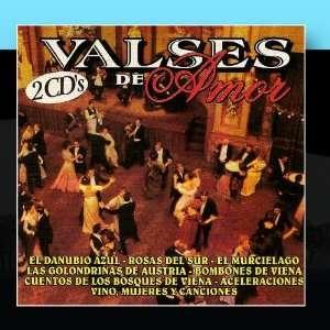 Valses De Amor Johann Strauss II Gran Orquesta Viena