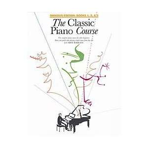 The Classic Piano Course Softcover