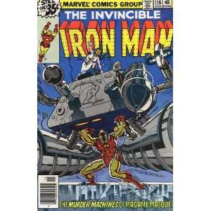 Iron Man (1st Series) #116: David Michelinie, Bob Layton