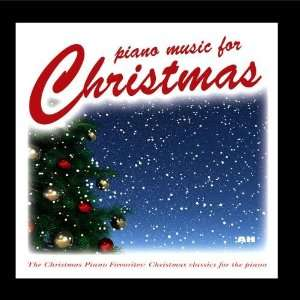Piano Music for Christmas The Christmas Piano Favorites and Holiday