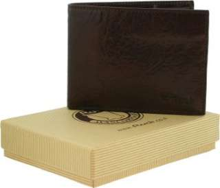 High quality Italian Men leather wallet 20335