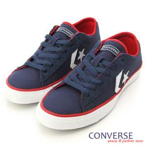 BN CONVERSE STAR CLASSIC OX Navy / White Shoes #109