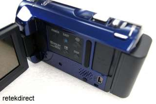 SONY HANDYCAM DCR SX41 8GB 60X ZOOM DIGITAL CAMCORDER 027242763135