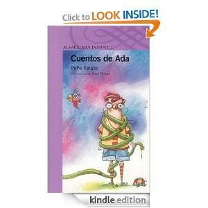 Cuentos de Ada (Spanish Edition) Pepe Pelayo  Kindle