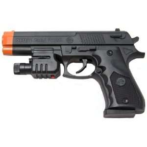 Spring Undercover Agent Pistol FPS 75 Airsoft Gun: Sports & Outdoors