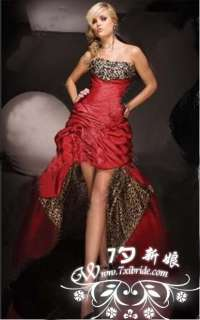 Stock / Custom 6 Style Cocktail Dress Formal Wedding Ball Gown 8 18