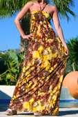 UNIQ L31 Womens/Ladies Designer Party Evening DRESS