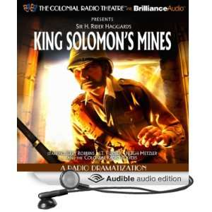 King Solomons Mines A Radio Dramatization (Audible Audio
