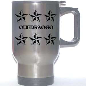 Personal Name Gift   OUEDRAOGO Stainless Steel Mug