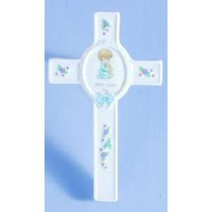 Precious Moments 708801 Jesus Loves Me Baby Boy Large