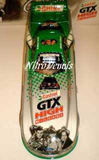 NHRA JOHN FORCE 116 scale 3 STOOGES Funny Car Action