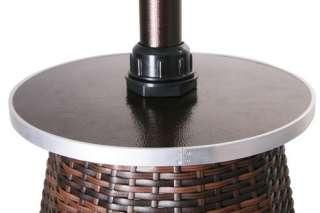 Outdoor Metal Wicker Patio Heater PH01 S V