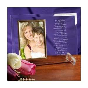 Personalized Mothers Day Frame Baby