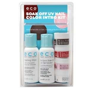 STAR NAIL Eco So Quick Soak Off UV Gel Nail Color Intro