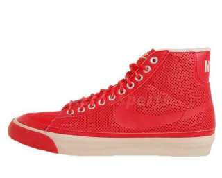 Nike Wmns Blazer High Scarlet Fire Pink Classic Shoes 375573607