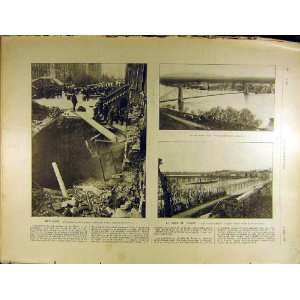 1902 New York Bomb Park Avenue Ruin Rhone Tunnel French