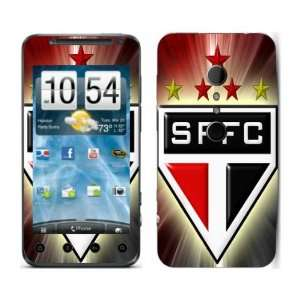 Meestick Paulo FC Vinyl Adhesive Decal Skin for HTC Evo 3D