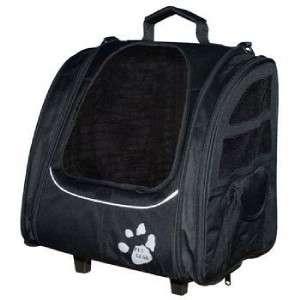 Pet Gear I GO2 TRAVELER 5in1 Dog Carrier Tote BLACK