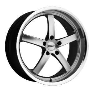 18x8 TSW Nogaro (Hyper Silver w/ Mirror Lip) Wheels/Rims