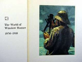 Time Life Library of Art Picasso Goya Homer Van Gogh