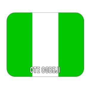 Nigeria, Ote Ogbeji Mouse Pad Everything Else