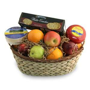 Full Harvest Gift Basket:  Grocery & Gourmet Food