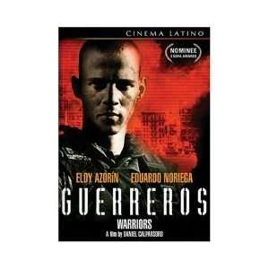 Guerreros (Warriors) [NTSC/REGION 1 & 4 DVD. Import Latin
