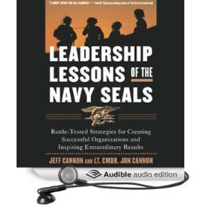 Leadership Lessons of the Navy Seals (Audible Audio