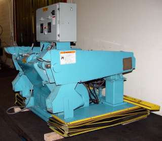 LATE HAMMOND 10 VTDL POLISHING LATHE / BELT GRINDER