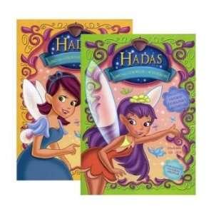 Hadas Libro Para Colorear Y Actividades Case Pack 48