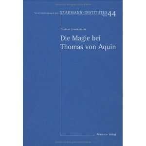 Die Magie bei Thomas von Aquin (Veroffentlichungen des
