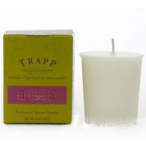 Trapp Candle Jasmine Gardenia Votive Candle Home