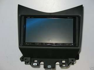 Honda Accord 03 06 Double Din Radio Kit & Harness