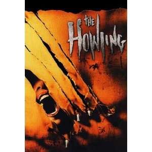 The Howling Poster B 27x40 Dee Wallace Stone Patrick