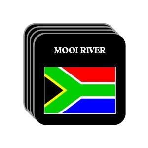 South Africa   MOOI RIVER Set of 4 Mini Mousepad