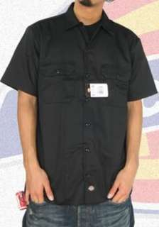 1574 DICKIES SHORT SLEEVE WORK SHIRT NWT ANY CLR/SZ