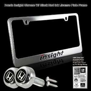 Honda Insight Black Stamped High Quality Chrome Plating Cast Zinc