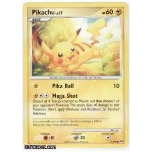 Pikachu Lv.17 (Pokemon   Platinum Arceus   Pikachu Lv.17