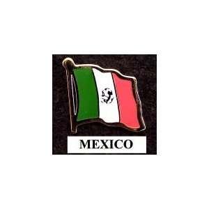 Mexican Flag Mexico Lapel Pin