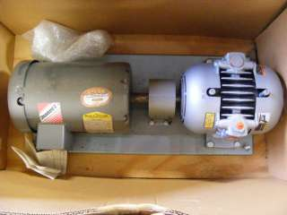 NEW  GAST SERIES 65 LUBE VACUUM PUMP 2565 P19