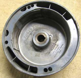 1947 Martin 60 7.2 HP Outboard Boat Motor Engine Flywheel