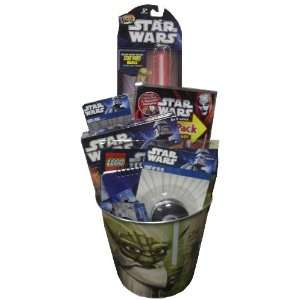 Star Wars Gift Basket  Ideal For Birthday, Christmas