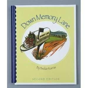 S&S Worldwide Down Memory Lane Book