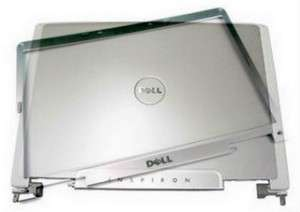 NEW Dell Inspiron 1501 LCD Cover & Bezel   NF882 UF165