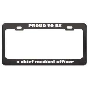 Chief Medical Officer Job Description