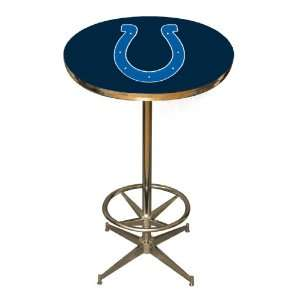 NFL Indianapolis Colts Pub Table
