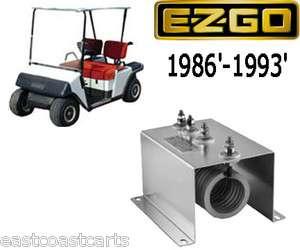 EZGO Marathon Golf Cart IPC Resistor Assembly 1986 1993 28197 G01