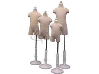 Mannequin Manequin Manikin Dress Form #F01WL+BS 02