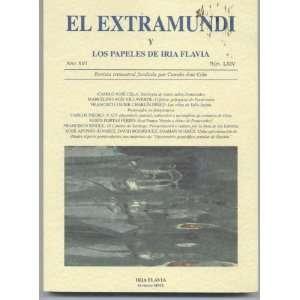 El Extramundi y los Papeles de Iria Flavia Año XVI, Num