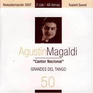 Grandes Del Tango 50 Agustin Magaldi Music